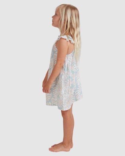 1 Girls 0-5 Shady Palms Dress  5513463 Billabong