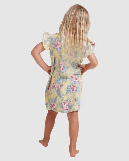2 Girls 0-5 Island Dream Dress Yellow 5513464 Billabong