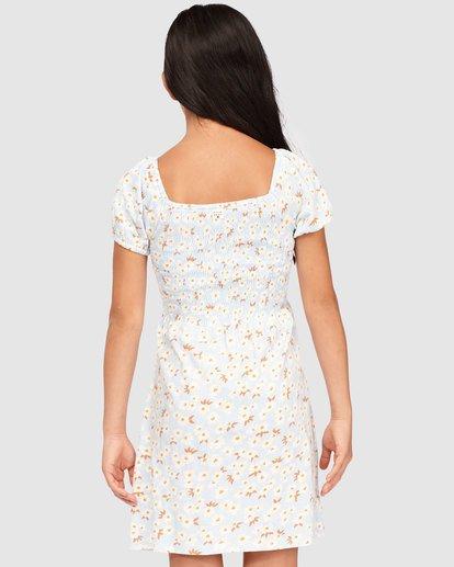 2 Girls' Beach Love Knit Dress Blue 5513466 Billabong