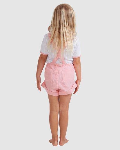2 Girls 0-5 Sundance Jumpsuit Pink 5513522 Billabong