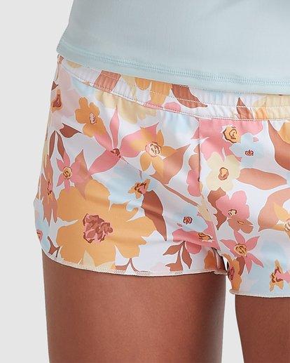 3 Girls 6-14 Walk In The Sun Swim Shorts  5513582 Billabong