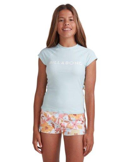 4 Girls 6-14 Walk In The Sun Swim Shorts  5513582 Billabong