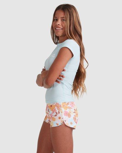 1 Girls 6-14 Walk In The Sun Swim Shorts  5513582 Billabong
