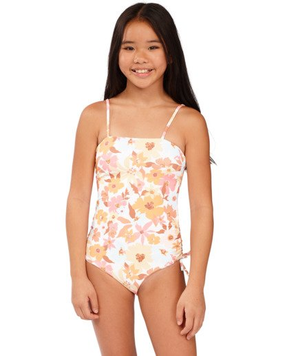 0 Girls' Walk In The Sun One-Piece Swimsuit  5513703 Billabong