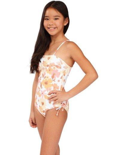 1 Girls' Walk In The Sun One-Piece Swimsuit  5513703 Billabong