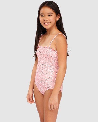 1 Girls' Feelin Ditsy One-Piece Swimsuit  5513715 Billabong