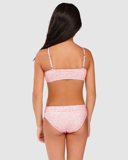 2 Girls' Feelin Ditsy Drawstring Tank Bikini Set  5513716 Billabong