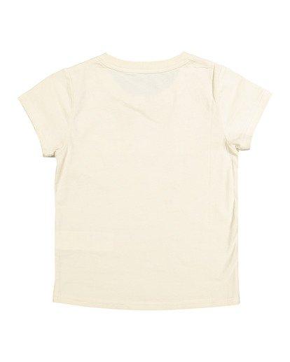6 Dancer Short Sleeve Tee White 5517001 Billabong