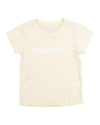 5 Dancer Short Sleeve Tee White 5517001 Billabong