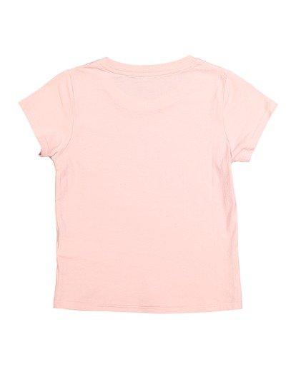 6 Dancer Short Sleeve Tee Pink 5517001 Billabong