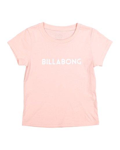 5 Dancer Short Sleeve Tee Pink 5517001 Billabong