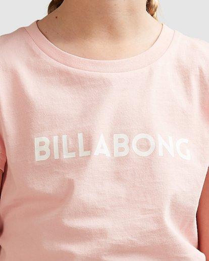 4 Dancer Short Sleeve Tee Pink 5517001 Billabong