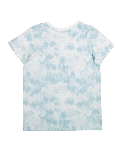 6 Tiedye Love Short Sleeve Tee Blue 5517002 Billabong