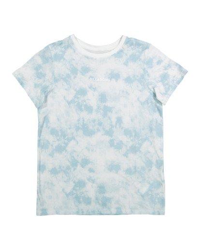 5 Tiedye Love Short Sleeve Tee Blue 5517002 Billabong