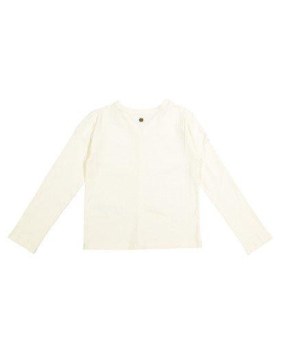 6 Jade Long Sleeve Top White 5517171 Billabong