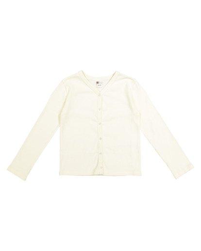 5 Jade Long Sleeve Top White 5517171 Billabong
