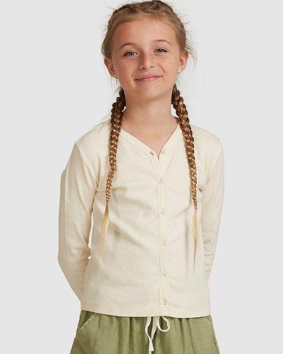 0 Jade Long Sleeve Top White 5517171 Billabong