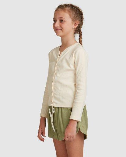 2 Jade Long Sleeve Top White 5517171 Billabong