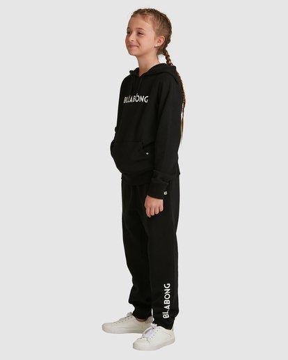 1 Girls 6-14 Dancer Trackpant Black 5517211 Billabong