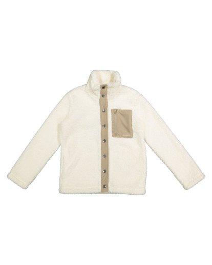 5 Warm & Cozy Jacket White 5517261 Billabong
