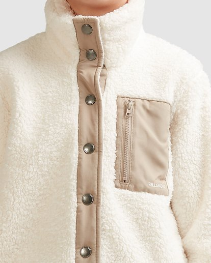 4 Warm & Cozy Jacket White 5517261 Billabong
