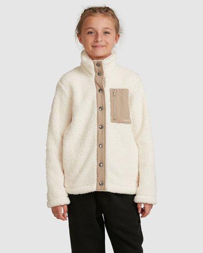 1 Warm & Cozy Jacket White 5517261 Billabong