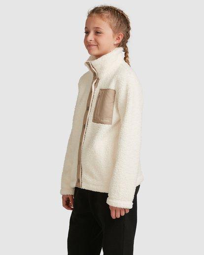 2 Warm & Cozy Jacket White 5517261 Billabong
