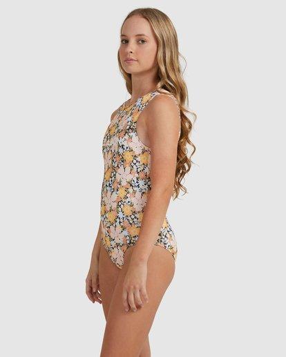 2 Sweet Dreams Dancer One Piece Grey 5517710 Billabong