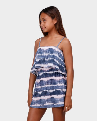 1 Drift Lines Dress  5571471 Billabong