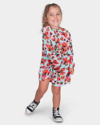 2 GIRLS BEACH BELLA DRESS  5581472 Billabong