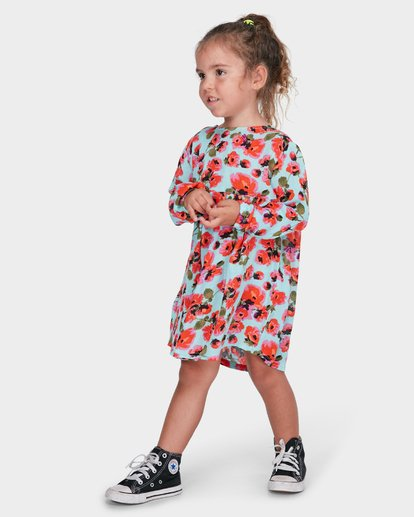 0 GIRLS BEACH BELLA DRESS  5581472 Billabong