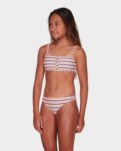 0 TRIPPIN STRIPE BIKINI SET  5581553 Billabong