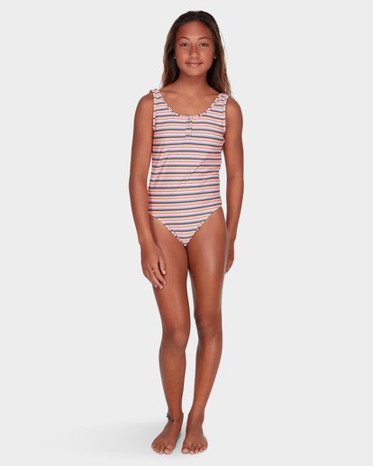 2 TEEN TRIPPIN STRIPE ONE PIECE  5581557 Billabong