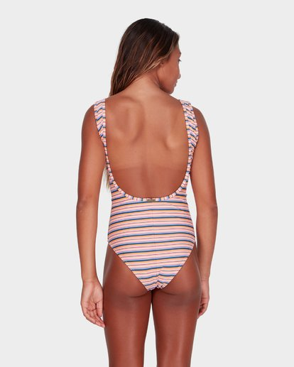 1 TEEN TRIPPIN STRIPE ONE PIECE  5581557 Billabong