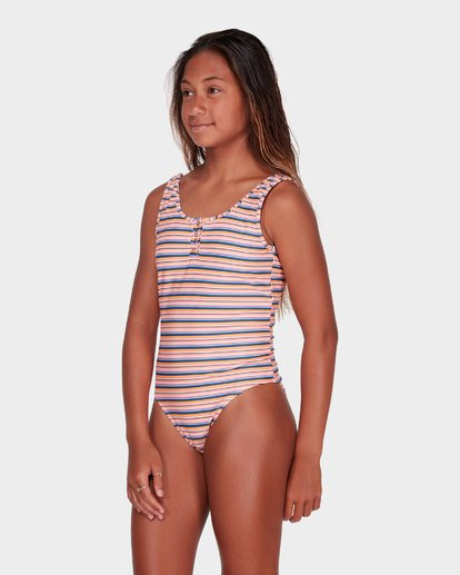 0 TEEN TRIPPIN STRIPE ONE PIECE  5581557 Billabong