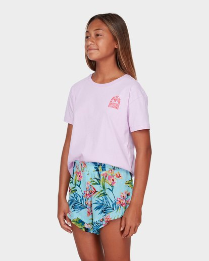 0 TEEN BEACH VIBES TEE  5582001 Billabong