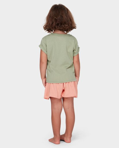 1 GIRLS EASY BREEZE TEE  5582004 Billabong