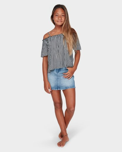 2 TEEN SUMMER ALL YEAR TOP Black 5582094 Billabong