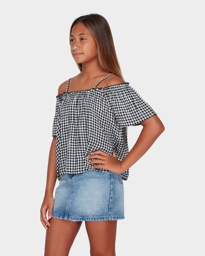 0 TEEN SUMMER ALL YEAR TOP Black 5582094 Billabong