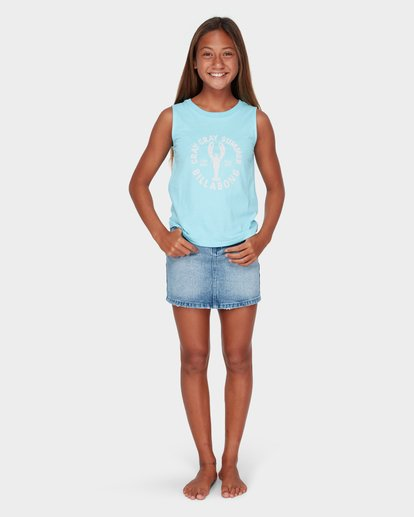 2 TEEN CRAY CRAY SUMMER TANK  5582181 Billabong