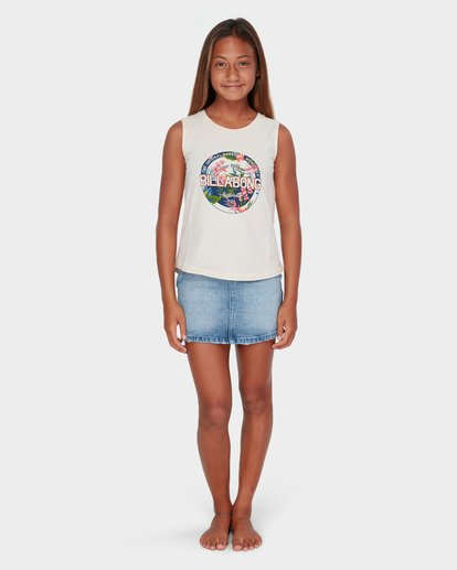 2 TEEN FLORAL DREAM TANK  5582184 Billabong