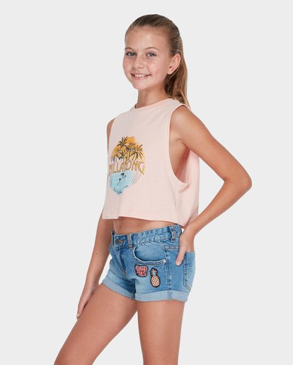 0 TEEN COOL SIDE SHORT Blue 5582271 Billabong