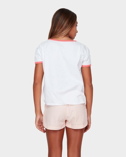 1 TEEN MAD FOR YOU SHORT White 5582274 Billabong