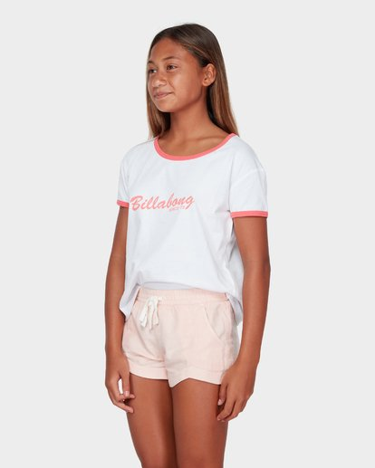 0 TEEN MAD FOR YOU SHORT White 5582274 Billabong