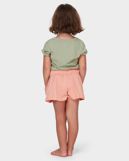 1 GIRLS PRETTY DAZE SHORT Beige 5582277 Billabong