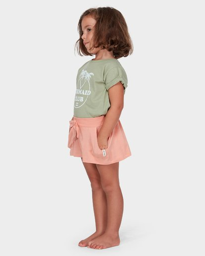 0 GIRLS PRETTY DAZE SHORT Beige 5582277 Billabong