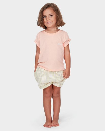 2 GIRLS SOLEIL STRIPE SHORT  5582278 Billabong