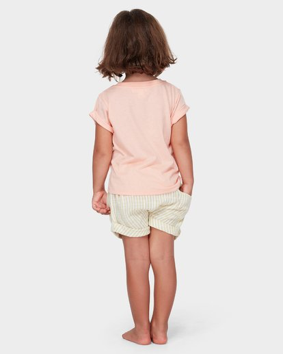 1 GIRLS SOLEIL STRIPE SHORT  5582278 Billabong