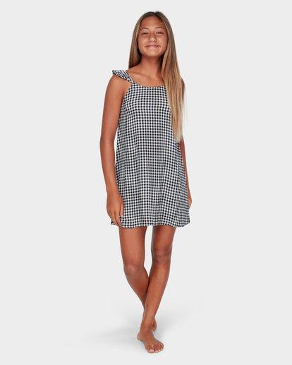 3 TEEN CHECK MATE DRESS  5582472 Billabong
