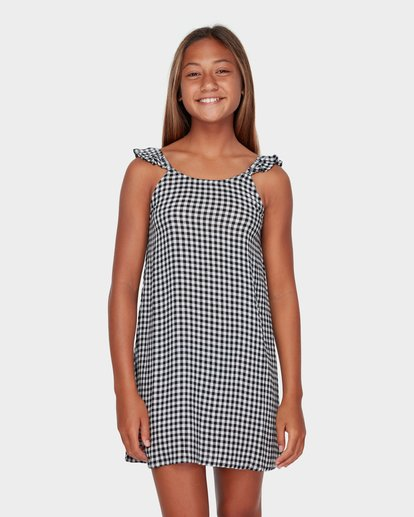 0 TEEN CHECK MATE DRESS  5582472 Billabong